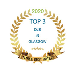 Top 3 Dj Glasgow Award