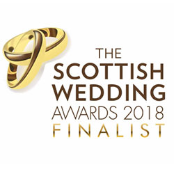 Scottish Wedding Awards 2018 Finalist
