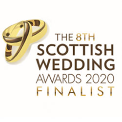 Scottish Wedding Awards 2020 Finalist
